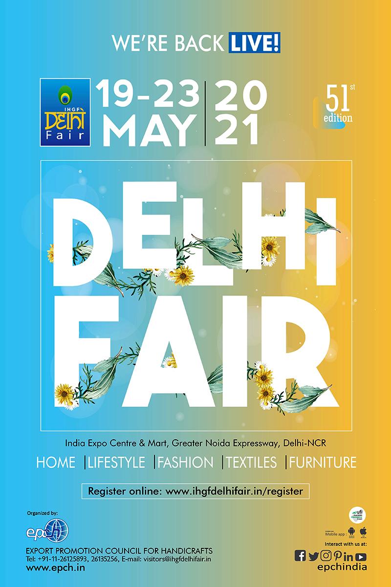 IHGF Delhi Fair 2021